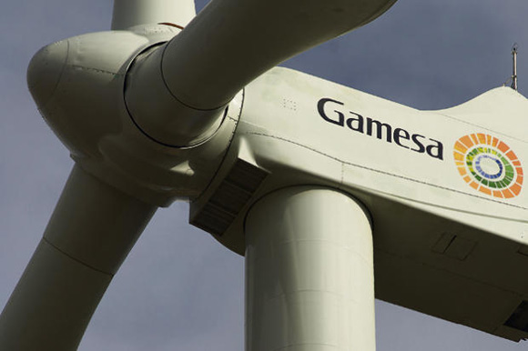 Gamesa vende parques eólicos en Estados Unidos